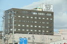 弘前公園から徒歩5分位にあるCPのいいホテルです