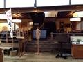 江戸情話夜市 入口の蕎麦屋